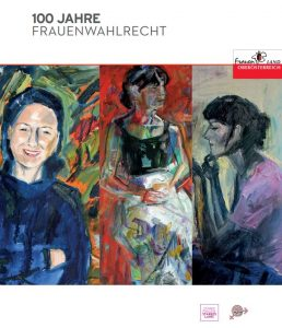 Broschüre 100 Jahre Frauenwahlrecht Österreich