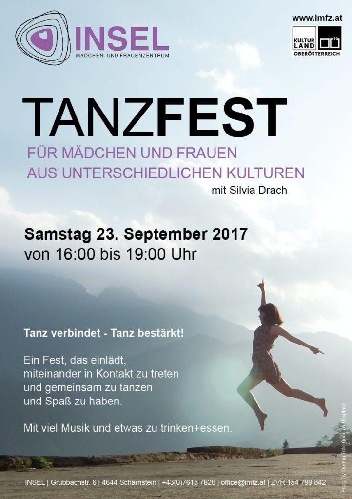 Tanzfest für Mädchen und Frauen