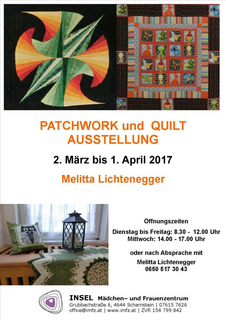 Patchwork und Quilt Ausstellung