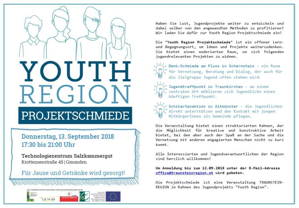 Projektschmiede: Youth Region